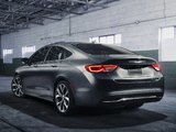 Pictures of Chrysler 200C 2014