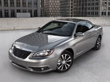 Chrysler 200 S Convertible 2011 wallpapers