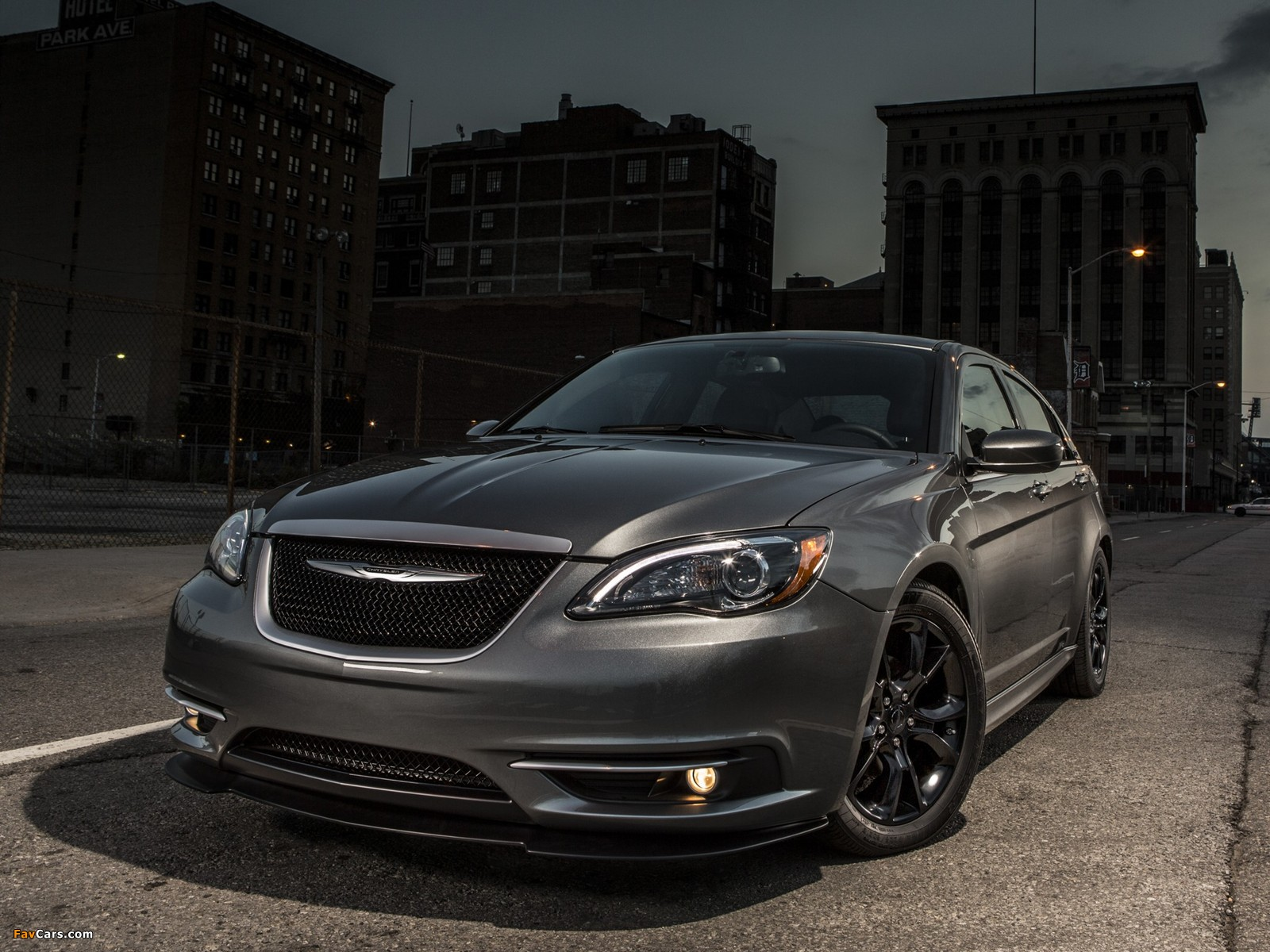 Chrysler 200S Special Edition (JS) 2013–14 wallpapers (1600 x 1200)