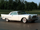 Chrysler 300C Coupe 1957 images