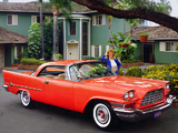 Chrysler 300C Coupe 1957 pictures