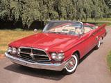 Chrysler 300F Convertible 1960 photos