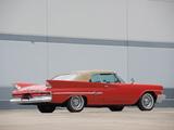 Chrysler 300G Convertible 1961 wallpapers