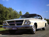Chrysler 300K Hardtop Coupe 1964 pictures