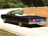 Chrysler 300L Convertible 1965 wallpapers