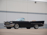Chrysler 300D Convertible 1958 pictures