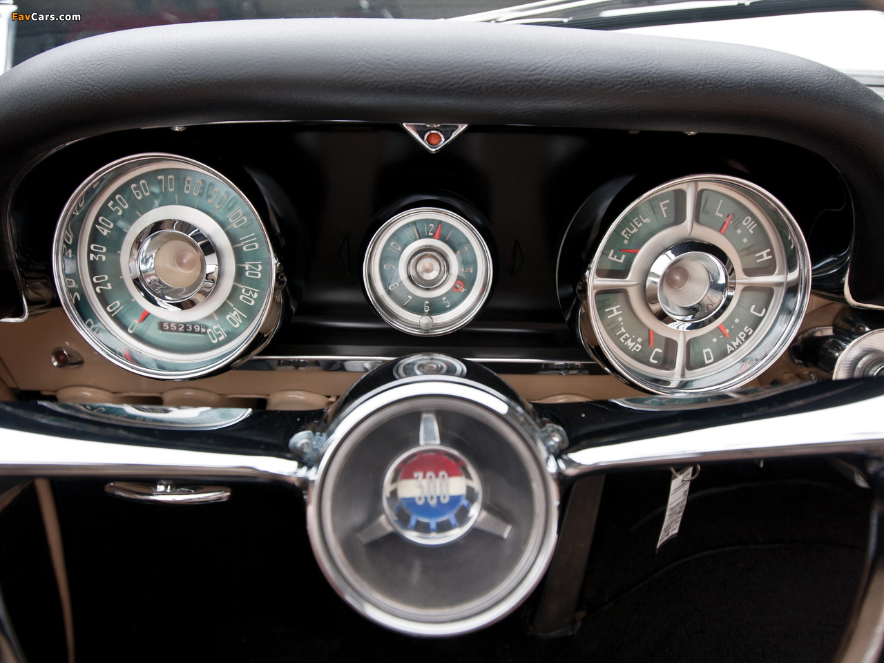 Images Of Chrysler 300d Convertible 1958 1280x960