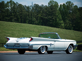 Images of Chrysler 300F Convertible 1960