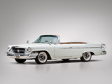Images of Chrysler 300N Convertible (845) 1962