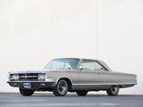 Images of Chrysler 300L Hardtop Coupe 1965