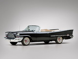 Photos of Chrysler 300C Convertible 1957