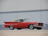 Photos of Chrysler 300G Convertible 1961