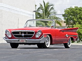 Pictures of Chrysler 300G Convertible 1961