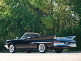 Chrysler 300G Convertible 1961 wallpapers