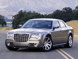 Chrysler 300C Concept (LX) 2003 wallpapers