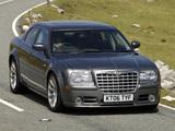 Chrysler 300C SRT8 UK-spec 2004–11 photos