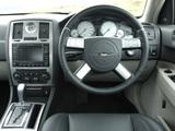 Chrysler 300C SRT8 UK-spec 2004–11 pictures