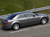 Chrysler 300C SRT8 UK-spec 2004–11 wallpapers