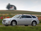 Chrysler 300C Touring 2006–10 photos