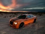 Parotech Norev Chrysler 300C 2006 pictures