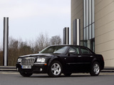 Chrysler 300C UK-spec (LE) 2007–10 images