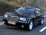 Chrysler 300C Touring UK-spec 2007–10 photos