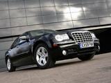 Chrysler 300C UK-spec (LE) 2007–10 pictures