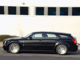 Chrysler 300C SRT8 Touring UK-spec (LE) 2007–10 wallpapers