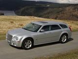 Chrysler 300C Touring UK-spec 2007–10 wallpapers