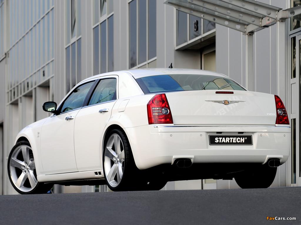 Startech Chrysler 300C 2007–11 wallpapers (1024 x 768)