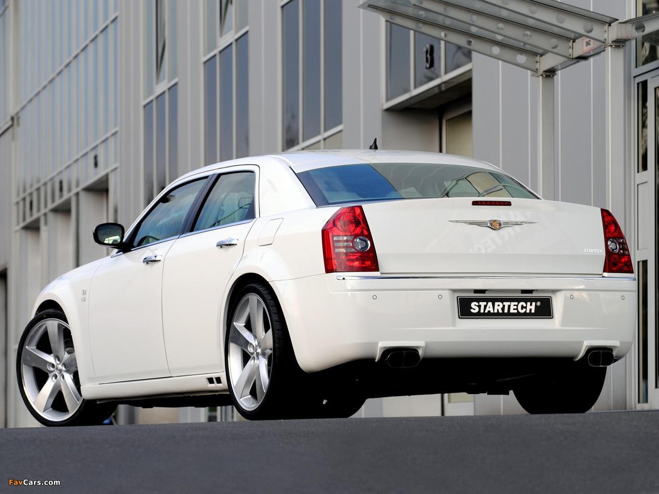 Startech Chrysler 300C 2007–11 wallpapers (1280 x 960)