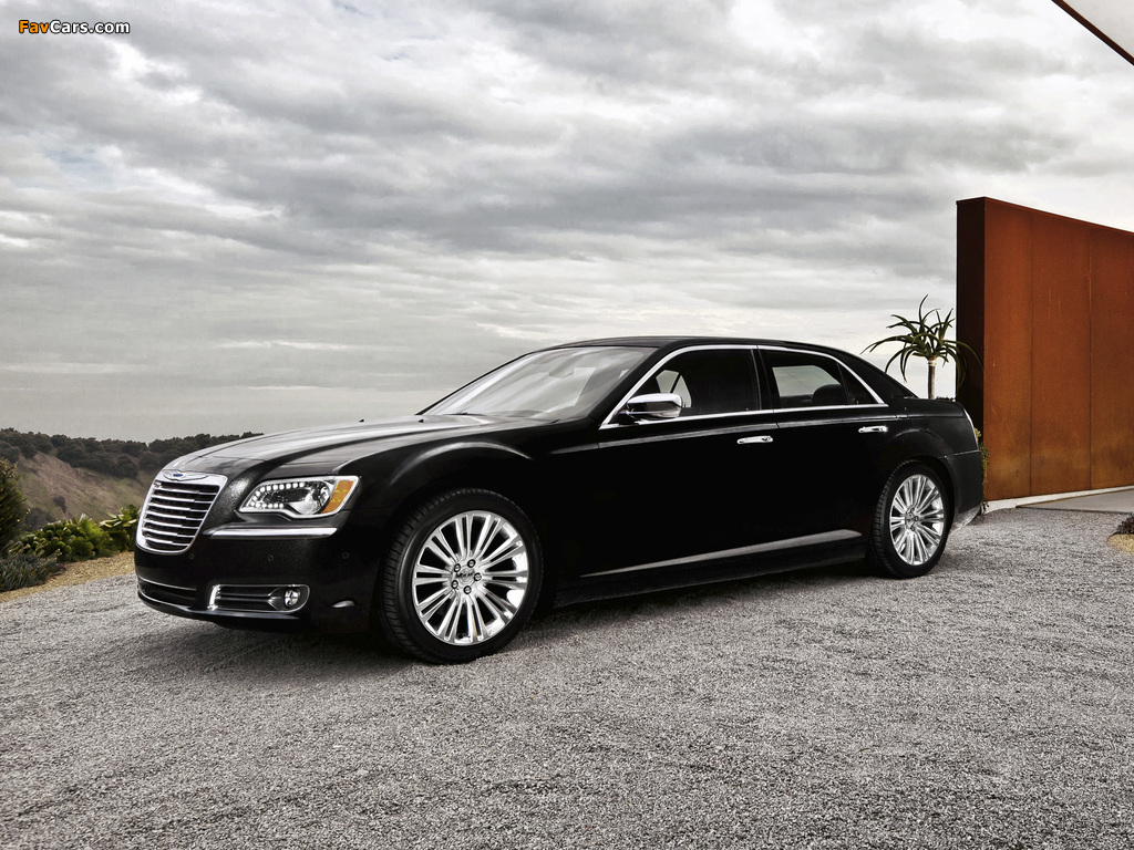 Chrysler 300 2011 images (1024 x 768)