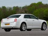 Chrysler 300C UK-spec 2012 images