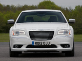 Chrysler 300C UK-spec 2012 images