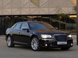 Chrysler 300C ZA-spec 2012 images