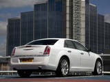 Chrysler 300C UK-spec 2012 photos