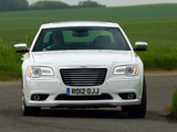 Chrysler 300C UK-spec 2012 pictures