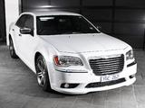 Chrysler 300C AU-spec 2012 pictures