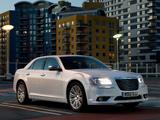 Chrysler 300C UK-spec 2012 wallpapers
