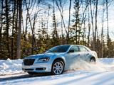 Chrysler 300 Glacier 2013 images