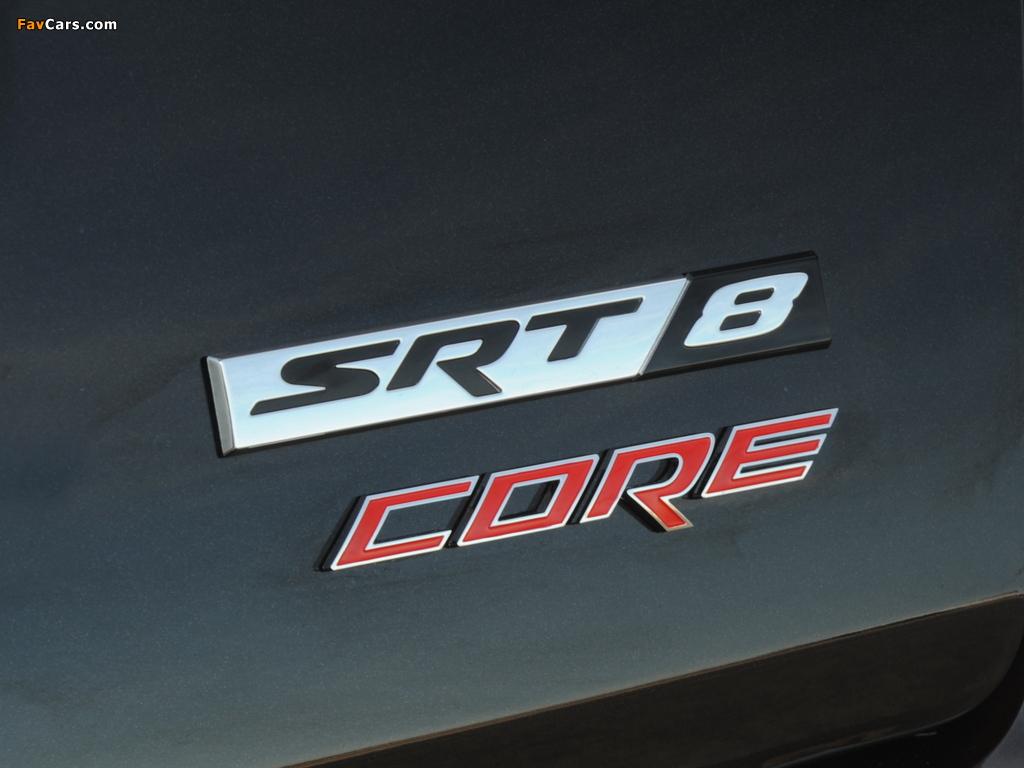 Chrysler 300 SRT8 Core AU-spec 2013 photos (1024 x 768)