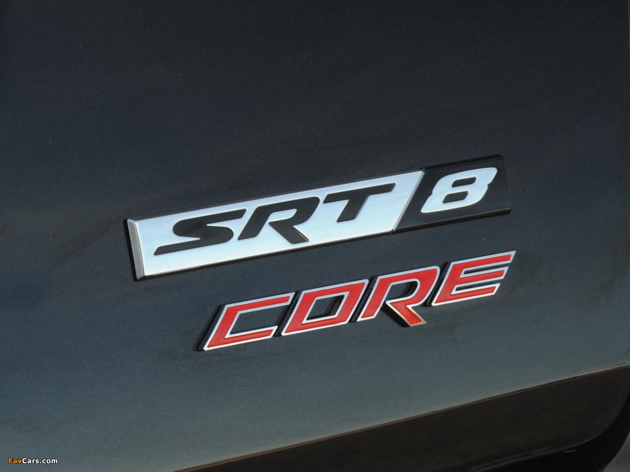 Chrysler 300 SRT8 Core AU-spec 2013 photos (1280 x 960)