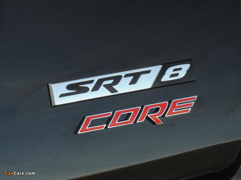 Chrysler 300 SRT8 Core AU-spec 2013 photos (800 x 600)