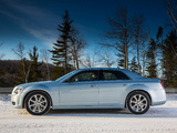 Chrysler 300 Glacier 2013 photos