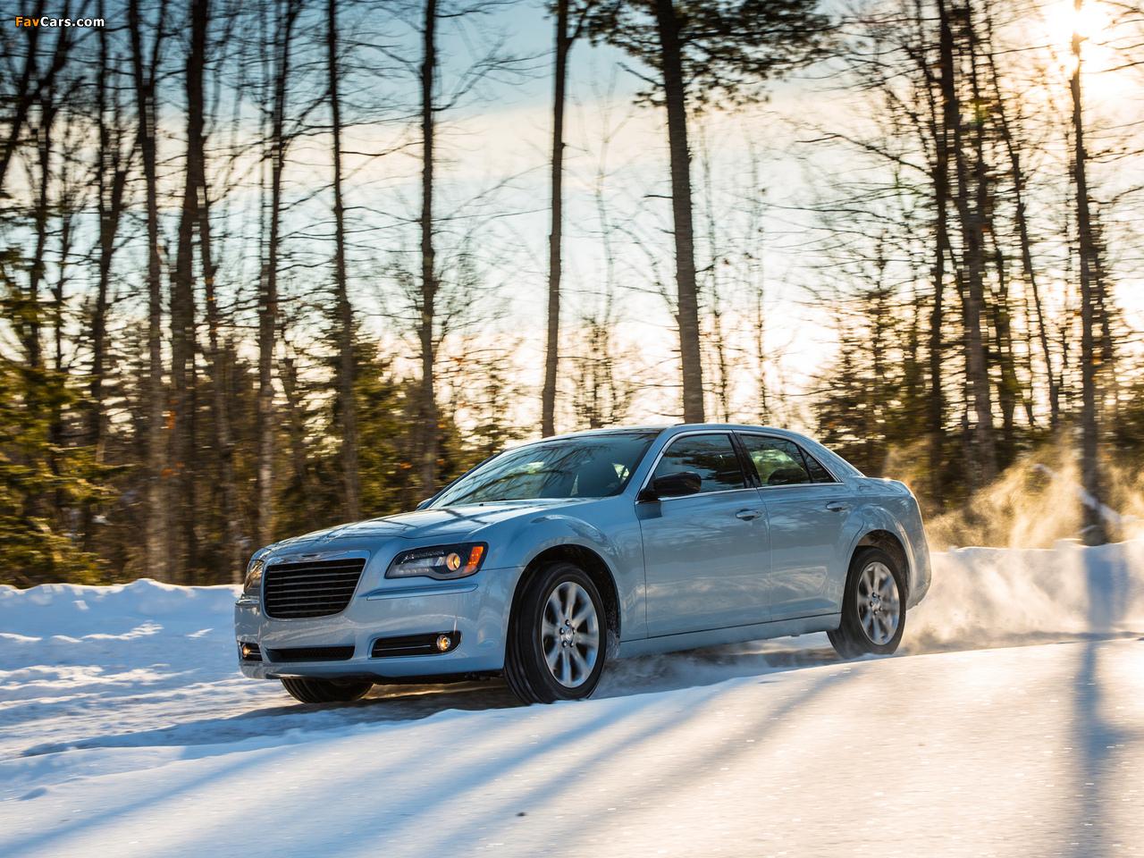 Chrysler 300 Glacier 2013 photos (1280 x 960)