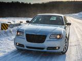 Chrysler 300 Glacier 2013 pictures