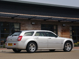Chrysler 300C Touring UK-spec 2007–10 images