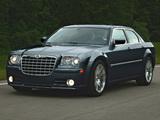 Images of Chrysler 300C SRT8 (LX) 2005–08