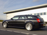 Images of Chrysler 300C SRT8 Touring UK-spec (LE) 2007–10