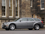Images of Chrysler 300C Touring UK-spec 2007–10